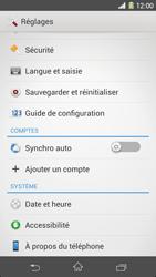 Sony Xperia Z1 - Logiciels - Installation de mises à jour - Étape 5