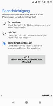 Sony Xperia L3 - E-Mail - Konto einrichten - Schritt 20