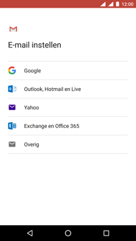 Nokia 6.1 Dual-SIM (TA-1043) - E-mail - 032c. Email wizard - Outlook - Stap 8