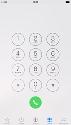 Apple iPhone 6 Plus - SMS - Configuration manuelle - Étape 3