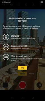 Oppo Reno 2 - Photos, vidéos, musique - Créer une vidéo - Étape 6