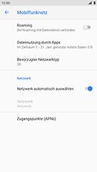 Nokia 8 - Android Pie - Netzwerk - So aktivieren Sie eine 4G-Verbindung - Schritt 7