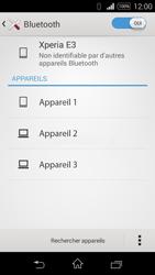 Sony Xperia E3 - Bluetooth - connexion Bluetooth - Étape 8