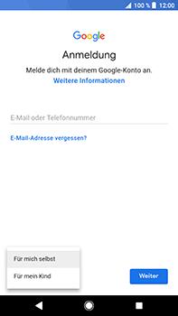 Sony Xperia XZ2 Premium - Apps - Konto anlegen und einrichten - Schritt 6