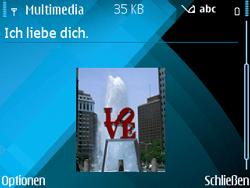 Nokia E71 - MMS - Erstellen und senden - Schritt 19