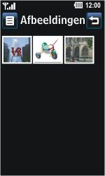 LG GD510 Pop - MMS - Afbeeldingen verzenden - Stap 12