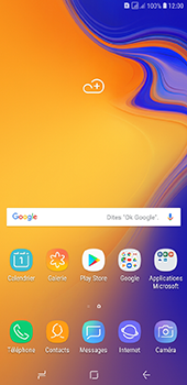 Samsung Galaxy J6 Plus - Applications - Supprimer une application - Étape 1