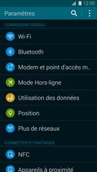 Samsung G800F Galaxy S5 Mini - MMS - Configuration manuelle - Étape 4