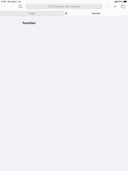 Apple iPad Air (2019) - iPadOS 13 - Internet und Datenroaming - Verwenden des Internets - Schritt 13
