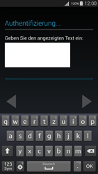 Samsung Galaxy S III Neo - Apps - Konto anlegen und einrichten - 17 / 22