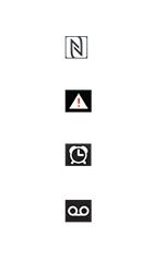 LG Optimus F6 - Premiers pas - Comprendre les icônes affichés - Étape 19