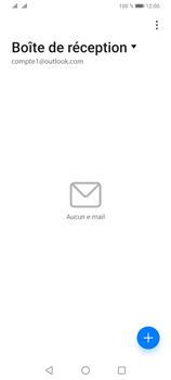 Huawei Y6P - E-mails - Ajouter ou modifier votre compte Outlook - Étape 3