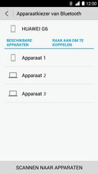 Huawei Ascend G6 - contacten, foto