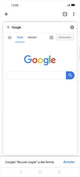 Oppo Find X2 Neo - Internet et connexion - Naviguer sur internet - Étape 19