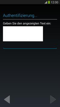 Samsung Galaxy Note 3 LTE - Apps - Konto anlegen und einrichten - 17 / 22