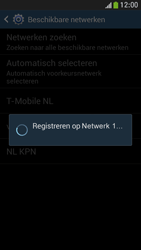 Samsung I9195 Galaxy S IV Mini LTE - Netwerk - Handmatig netwerk selecteren - Stap 12