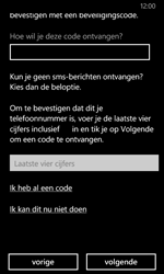 Nokia Lumia 635 - Applicaties - Account aanmaken - Stap 23