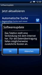 Sony Ericsson Xperia X10 - Software - Update - Schritt 8