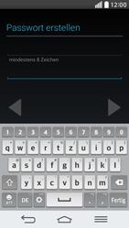 LG D620 G2 mini - Apps - Konto anlegen und einrichten - Schritt 11