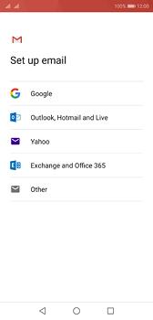 Huawei P20 - E-mail - Manual configuration (gmail) - Step 7