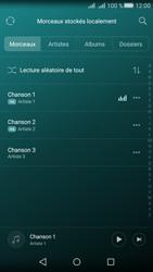 Huawei Y5 II Dual Sim - Photos, vidéos, musique - Ecouter de la musique - Étape 5