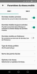 Huawei Y5 (2018) - Internet et connexion - Activer la 4G - Étape 5