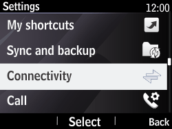 Nokia Asha 210 - Internet - Manual configuration - Step 4