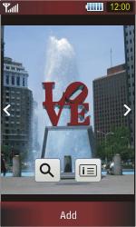 Samsung S5230 Star - E-mail - Sending emails - Step 13