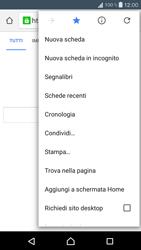 Sony Xperia X Compact - Internet e roaming dati - Uso di Internet - Fase 13