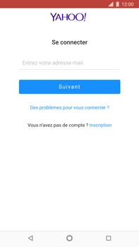 Nokia 8 Sirocco - E-mail - Configuration manuelle (yahoo) - Étape 8
