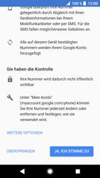 Sony Xperia XZ - Apps - Konto anlegen und einrichten - 13 / 20