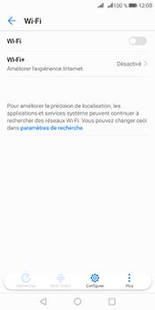 Huawei Mate 10 Pro - Internet et connexion - Accéder au réseau Wi-Fi - Étape 5