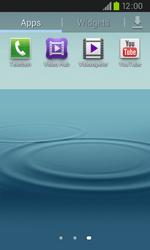 Samsung I9105P Galaxy S II Plus - voicemail - handmatig instellen - stap 3