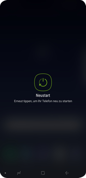 Samsung Galaxy S9 Plus - MMS - Manuelle Konfiguration - 19 / 26