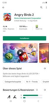 Samsung Galaxy Note 10 - Apps - Installieren von Apps - Schritt 17
