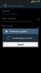 Samsung Galaxy S 4 Mini LTE - Software - Installing software updates - Step 9