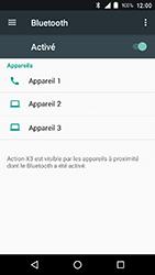Crosscall Action X3 - Internet et connexion - Connexion avec un équipement multimédia via Bluetooth - Étape 7