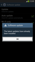 Samsung I9505 Galaxy S IV LTE - Device - Software update - Step 9