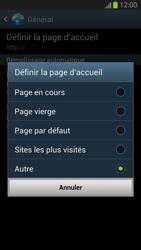 Samsung Galaxy S III - Internet et roaming de données - Configuration manuelle - Étape 21
