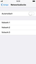 Apple iPhone SE - iOS 12 - Netwerk - Handmatig een netwerk selecteren - Stap 6