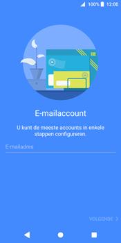 Sony xperia-xz2-h8216 - E-mail - Account instellen (POP3 met SMTP-verificatie) - Stap 6