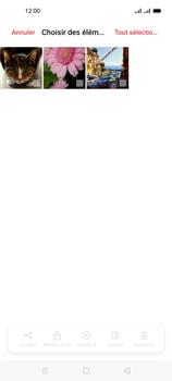 Oppo A53s - Photos, vidéos, musique - Envoyer une photo via Bluetooth - Étape 10