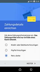 Sony Xperia XZ - Apps - Konto anlegen und einrichten - 20 / 22