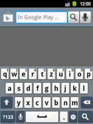 Samsung Galaxy Y - Apps - Installieren von Apps - Schritt 12