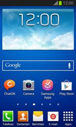 Samsung S7390 Galaxy Trend Lite - E-mail - E-mails verzenden - Stap 1