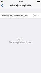 Apple iPhone 5s - iOS 12 - Appareil - Mises à jour - Étape 7