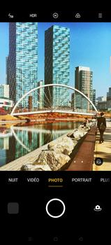 Oppo Find X2 Pro - Photos, vidéos, musique - Prendre une photo - Étape 5