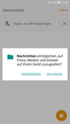 Samsung G930 Galaxy S7 - MMS - Erstellen und senden - Schritt 7