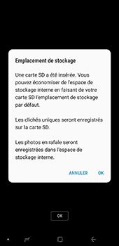 Samsung Galaxy J6 Plus - Photos, vidéos, musique - Créer une vidéo - Étape 4