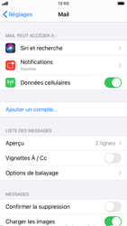 Apple iPhone 6s - iOS 14 - E-mail - 032c. Email wizard - Outlook - Étape 4
